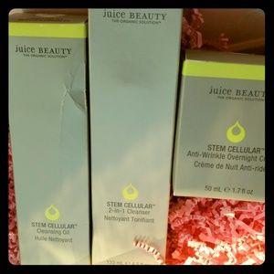 STEM Cellular Juice Beauty Set NWB